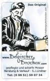 Belgischer Brocken Vertrieb