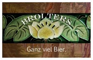 Brolters, Ganz viel Bier