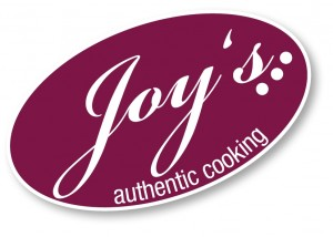 Joy's authentic cooking